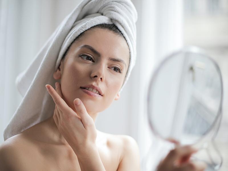 Somnul și sănătatea pielii
