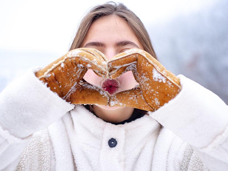 Iarna și pielea ta